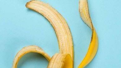 صورة فوائد قشر الموز للشعر