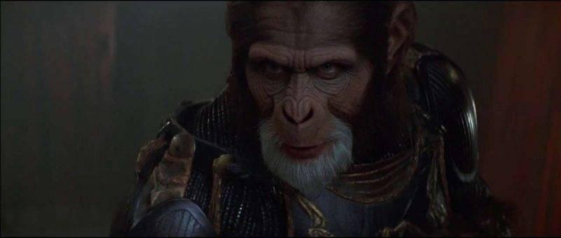 Planet of the Apes .. كوكب القردة