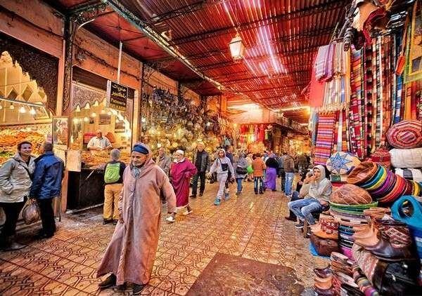السياحة في المغرب شهر نوفمبر