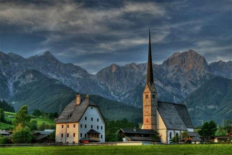 السياحه في المانيا والنمسا وسويسرا