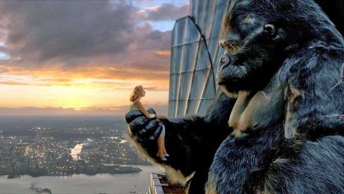 King Kong .. كينغ كونغ