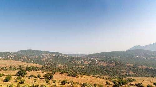 المناخ في الجزائر بشكل عامٍّ