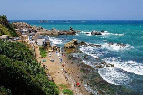 الطقس في الجزائر صيفًا