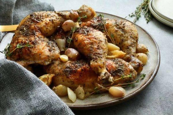 اكلات دجاج سهلة وسريعة كنج كونج 7
