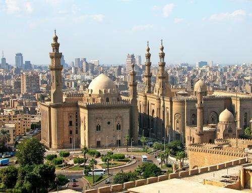 الطقس في مصر ربيعًا