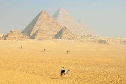 المناخ في مصر عمومًا
