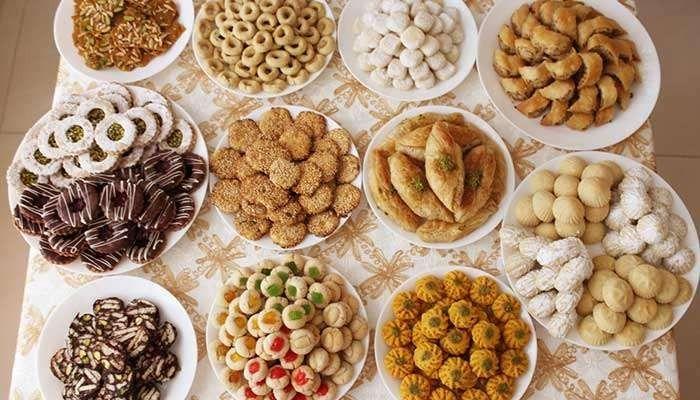 حلويات مشهوره في العراق