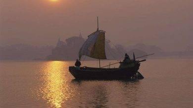 صورة معلومات عن نهر الغانج .. تعرف على أطول نهر فى الهند ..