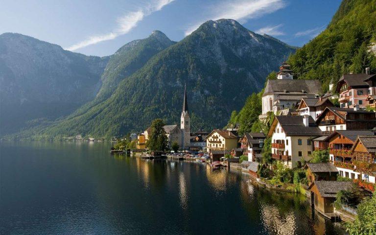 السياحة في المانيا والنمسا