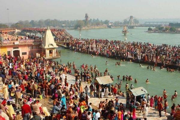 مشاكل نهر الغانج