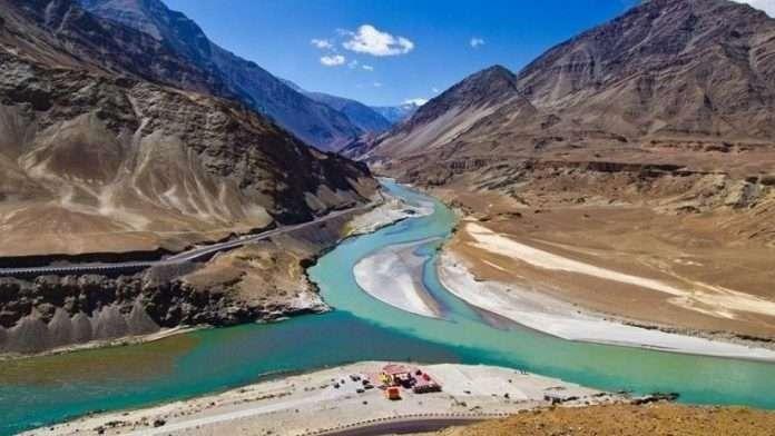 معلومات عن نهر السند
