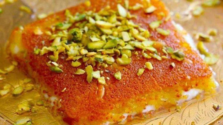 الحلويات المشهورة في فلسطين