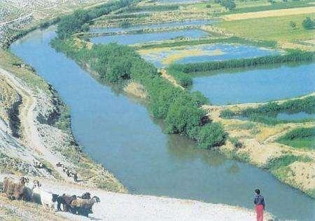 اهمية نهر نهر الخابور