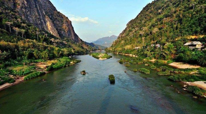 معلومات عن نهر الميكونغ