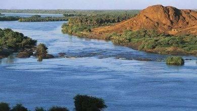 صورة معلومات عن حوض نهر النيل