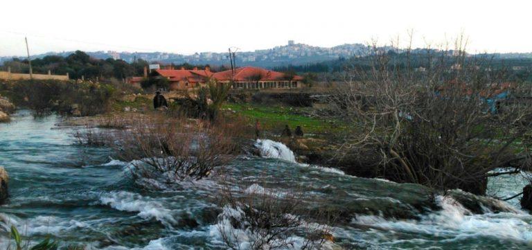 معلومات عن نهر الغمقة