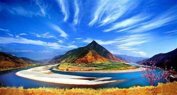 مشكلات تواجه مياه نهر اليانجستى..