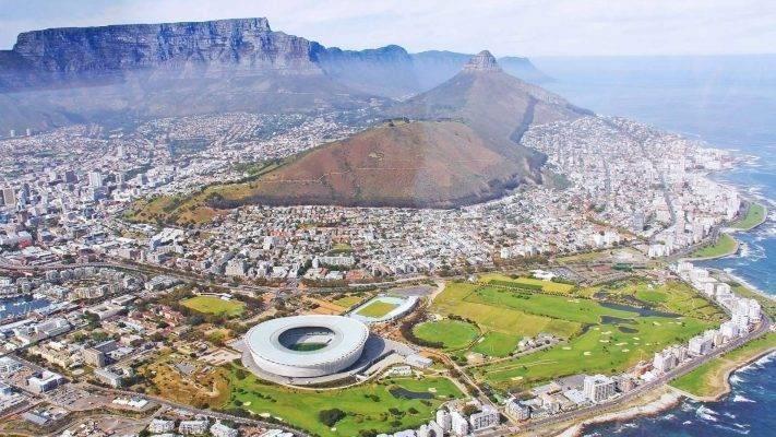 المناخ في جنوب أفريقيا عمومًا