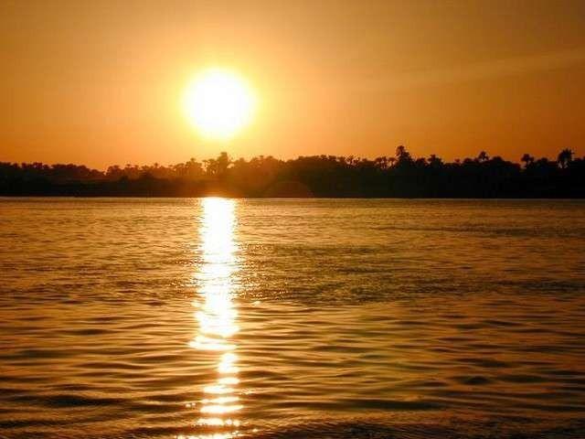 صورة معلومات عن نهر النيل في السودان .. نهر النيل أطول نهر فى العالم ..