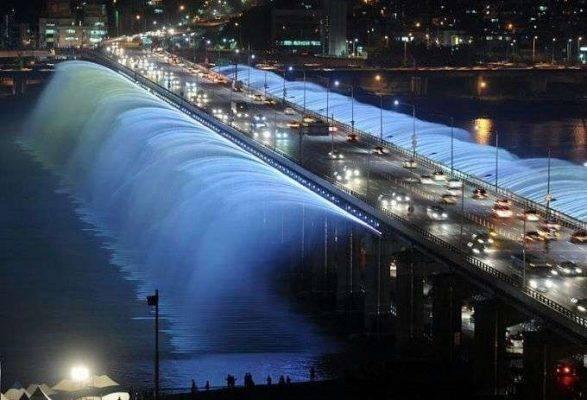 المدن التي يمر بها نهر الهان..