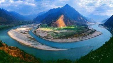 Photo of معلومات عن نهر اليانجستي …تعرف عليه..