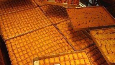 Photo of حلويات مشهورة في لبنان