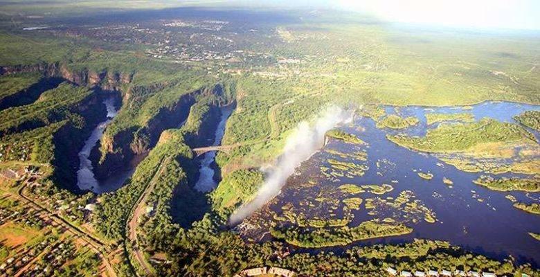 نهر زامبيري الرائعة