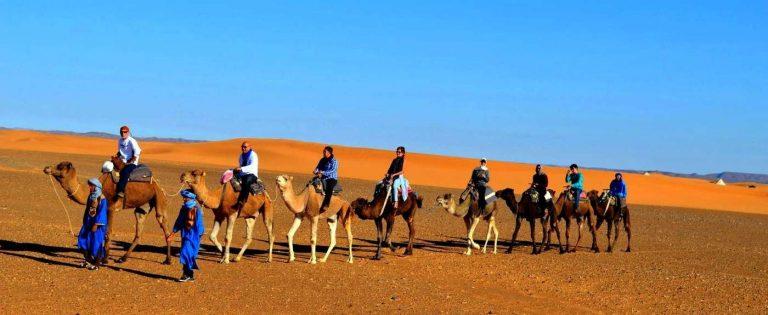 السياحة في المغرب شهر اغسطس