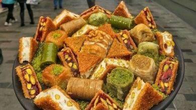 Photo of حلويات مشهورة في تركيا
