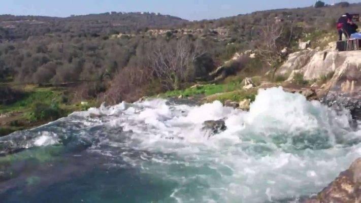 أين يقع نهر الغمقة