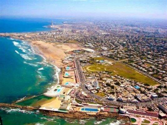 المناخ في المغرب عمومًا