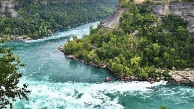 صورة معلومات عن نهر نياجرا