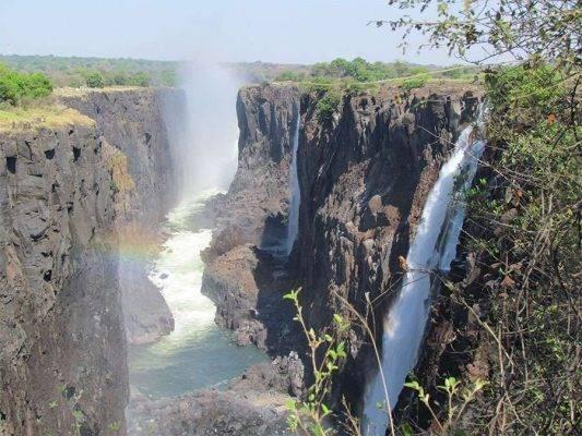 معلومات عن نهر زمبيزى..