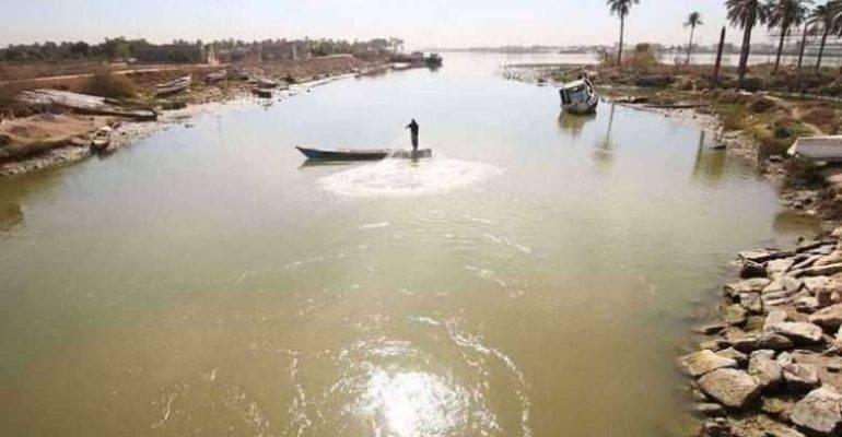 مشاكل نهر الكارون
