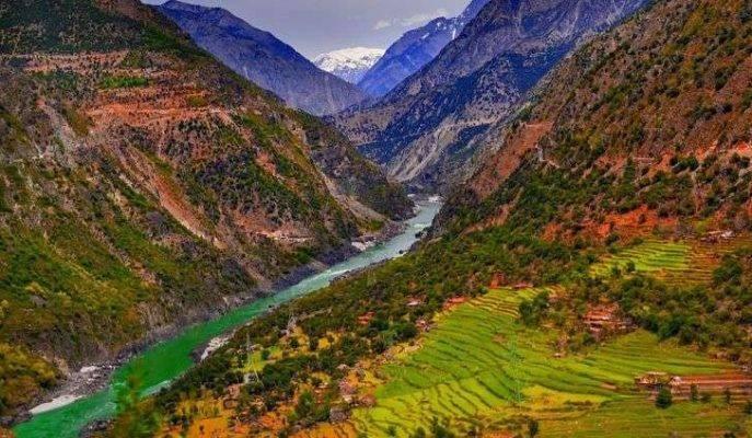 اهمية نهر نهر السند