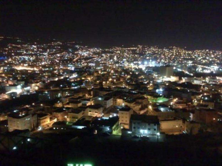 أماكن سياحية في أبها في الليل