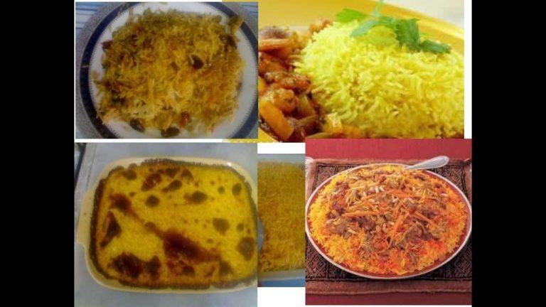 Photo of أكلات بالأرز البايت