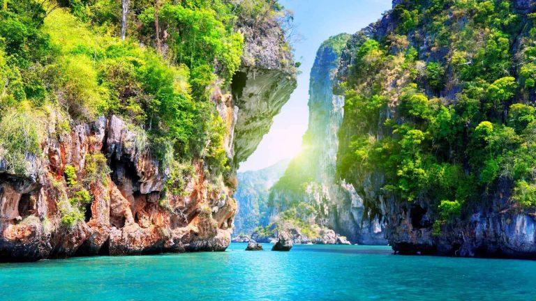 صورة السياحة في تايلند للعوائل