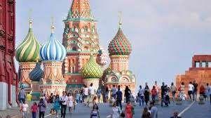 السياحة في روسيا في شهر إبريل