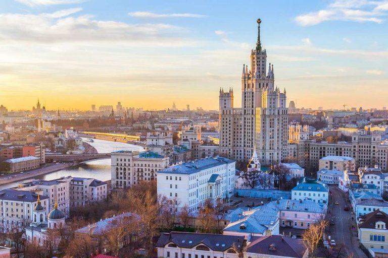 الطقس في روسيا في شهر يناير