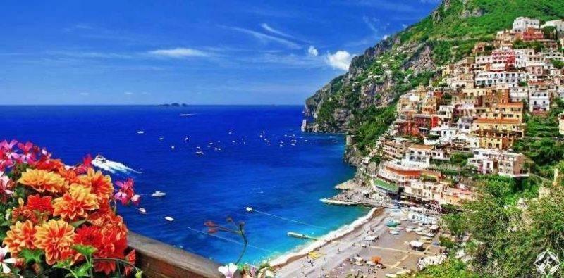 الطّقس في ايطاليا في أغسطس