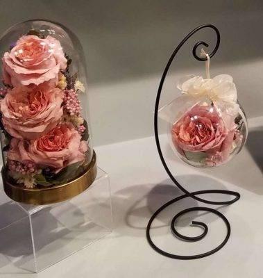 طريقة حفظ الورد الطبيعي لمدة أطول باستخدام راتنجات الإيبوكسي