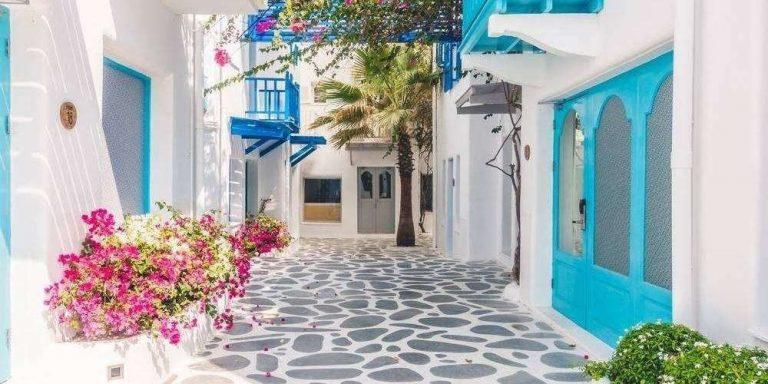 السياحة في اليونان شهر يونيو