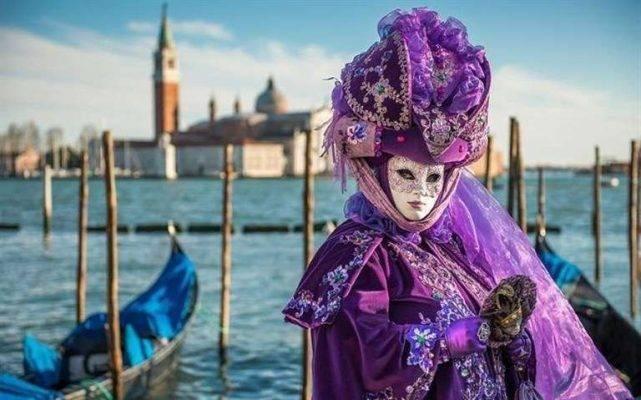 الكرنفال في مدينة البندقيّة