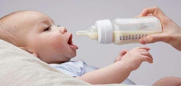 لماذ يرفض الطفل الرضاعة الصناعى ؟ ..
