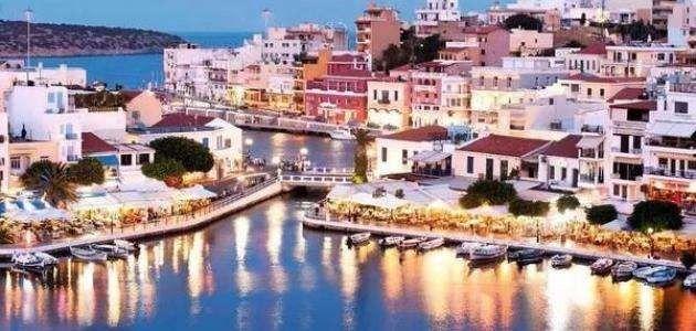 السياحة في اليونان في شهر مارس