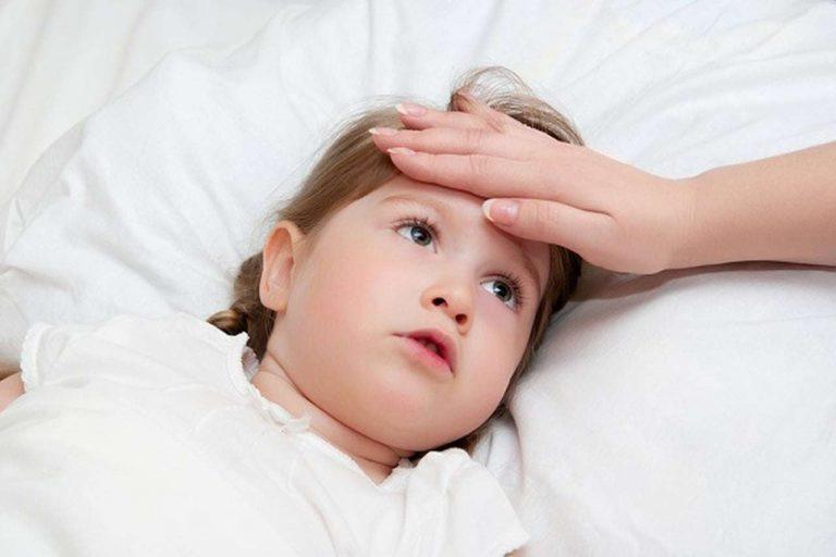 ما هو علاج السخونة عند الاطفال