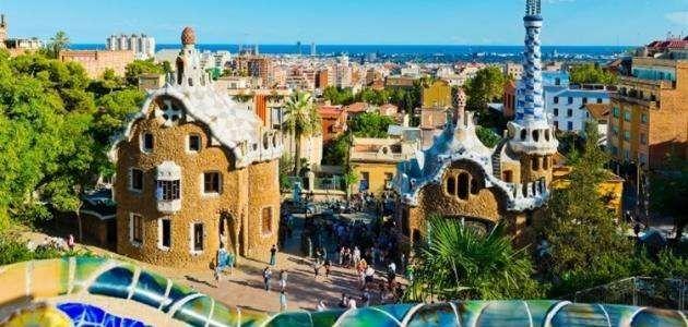 السياحة في برشلونة 2019