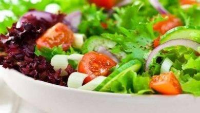 Photo of فوائد سلطة الطماطم والخيار