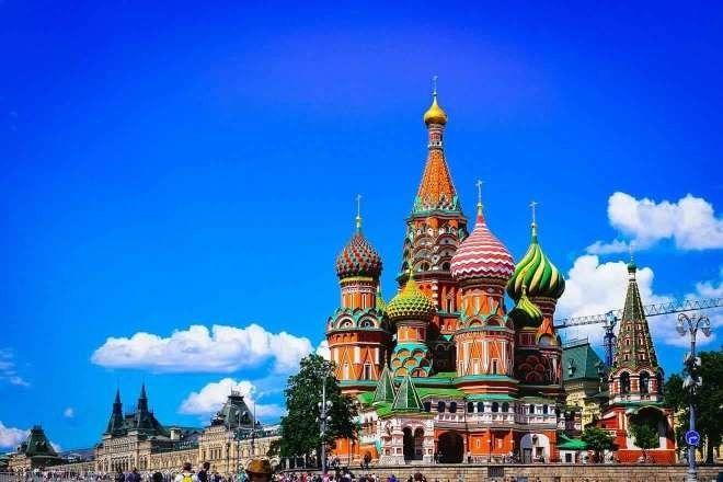 السياحة في روسيا للاطفال
